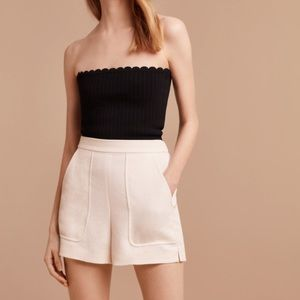 2/$35 Aritzia Wilfred boissier shorts lightweight